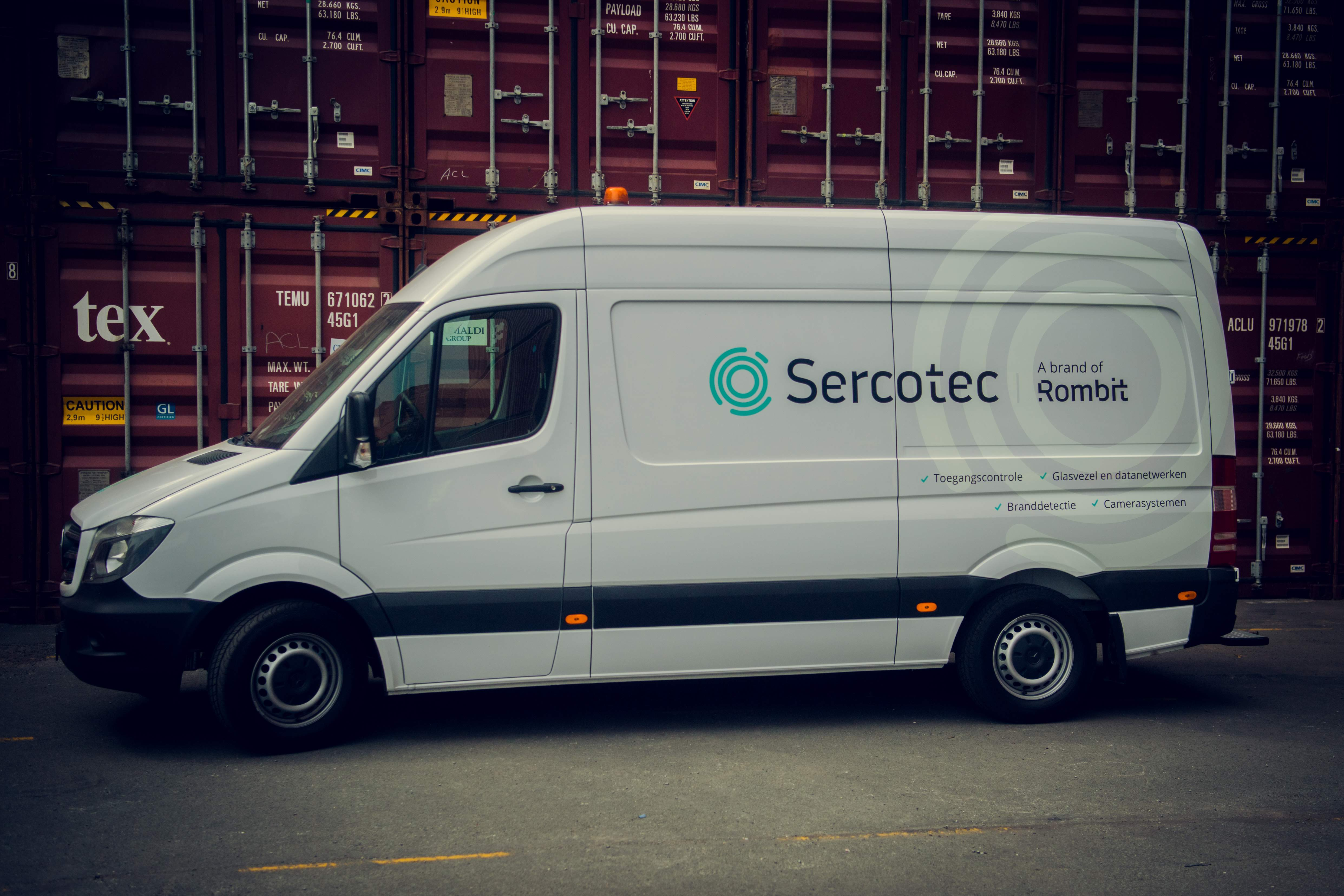 Tech company Rombit acquires security specialist Sercotec