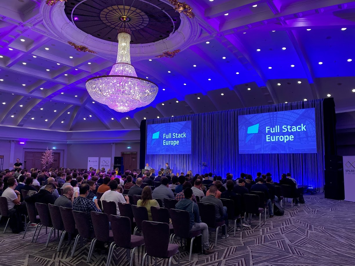 Full Stack Europe 2019 – Takeaways Part 1: Principles of DDD